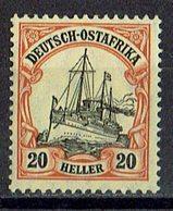 Deutsch-Ostafrika 1905/1920 // Mi. 34 * - Colonia: Africa Orientale