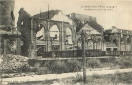 BUCY LE LONG LA GUERRE  DANS L'AISNE 1914-1917 DISTILLERIE - France