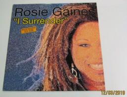 Maxi 33T ROSIE GAINES : I Surrender - Dance, Techno & House