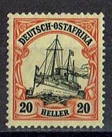 Deutsch-Ostafrika 1905/1920 // Mi. 34 * - Kolonie: Deutsch-Ostafrika