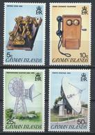 °°° CAYMAN ISLANDS - Y&T N°568/71 - 1985 MNH °°° - Cayman (Isole)
