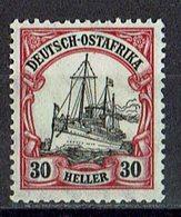 Deutsch-Ostafrika 1905/1920 // Mi. 35 * - Kolonie: Deutsch-Ostafrika