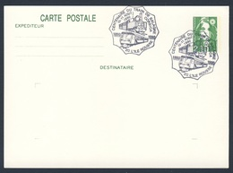 France Rep. Française 1990 Card / Karte / Carte - Cent. Train De Balagne, 1890-1990, Corsica / Eisenbahn - Treinen