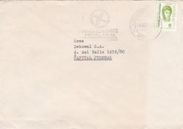 ENVELOPPE CIRCULEE BUENOS AIRES AN 1976 BANDELETA PARLANTE PONGA EL NUMERO EN SU CORRESPONDENCIA - BLEUP - Argentina