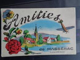 AMITIES DE MASSERAC - France