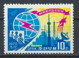 °°° NORTH KOREA - Y&T N°1523E - 1979 MNH °°° - Corea Del Nord