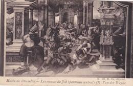 Bruxelles Musée, Les Ennuis De Job, Panneau Central (pk58198) - Musea