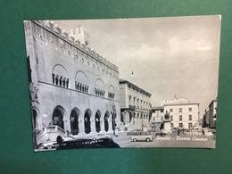 Cartolina Rimini - Piazza Cavour - 1960 Ca. - Rimini
