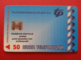 POLAND 67P - 50u Hellascom Grecja Krakow - 1500ex Test Pologne (CB1217 - Pologne