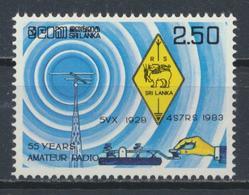 °°° SRI LANKA - Y&T N°620 - 1983 MNH °°° - Sri Lanka (Ceylon) (1948-...)