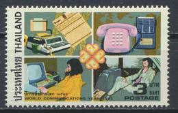 °°° THAILANDE - Y&T N°1037 - 1983 MNH °°° - Tailandia
