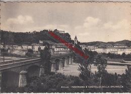 ** AULLA.-CASTELLO DELLA BRUNELLA.-** - Altre Città