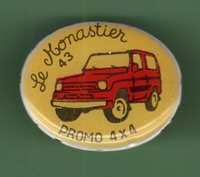 LE MONASTIER 43 *** PROMO 4X4 *** 0010 - Non Classés