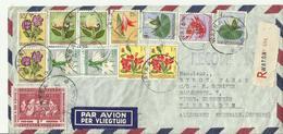 CONGO BELGISH CV1958 - 1947-60: Covers