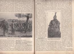 RRR! SOLDATENFREUND 1901, HEFT Nr. 1,  106 Seiten Mit Vielen Stichen (Text In Deutsch) ... - Revues & Journaux