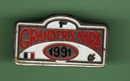 1er GRAND PRIX NIRA 1991 *** 0010 - Car Racing - F1