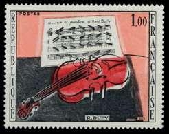 FRANKREICH 1965 Nr 1529 Postfrisch S029012 - France