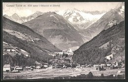 Cartolina Campo Tures, Verso I Ghiaccai Di Zillertal - Italia