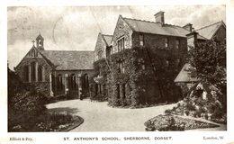 ST ANTHONY'S SCHOOL SHERBORNE Dorset - Angleterre