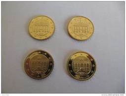 10 Euro Cent 2010 UNC Germany Allemagne Deutschland D F G J! Extremely Rare! - Deutschland