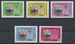°°° JORDAN - Y&T N°1102/6 - 1983 MNH °°° - Giordania