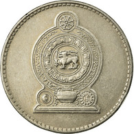 Monnaie, Sri Lanka, 2 Rupees, 2001, TTB, Copper-nickel, KM:147 - Sri Lanka