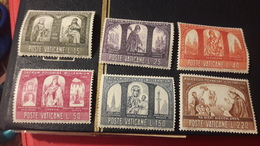1966 Millenario Della Conversione Della Polonia Al Cristianesimo Vaticano - Vaticano