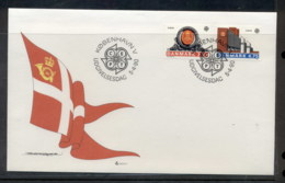 Denmark 1990 Europa Post Offices FDC - FDC