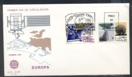 Spain 1991 Europa Man In Space FDC - FDC