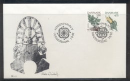 Denmark 1992 Europa Columbus Discovery Of America FDC - FDC