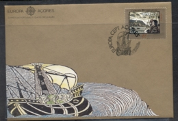 Azores 1992 Europa Columbus Discovery Of America FDC - Azores