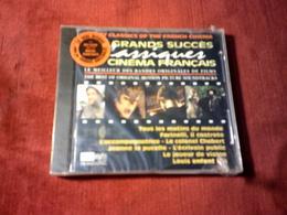 LES GRANDS SUCCES  CLASSIQUES DU CINEMA FRANCAIS - Musique De Films