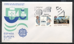 Spain 1992 Europa Columbus Discovery Of America FDC - FDC
