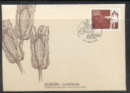 Portugal 1994 Europa Scientific Discoveries FDC - FDC