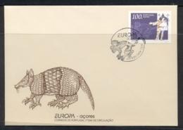 Azores 1994 Europa Scientific Discoveries FDC - Azores