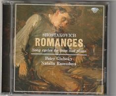 Cd SHOSTAKOVICH  Romances Song Cycles For Bass And Piano  Etat: TTB Port 110 GR - Classique