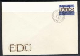 Liechtenstein 1965 Europa FDC - FDC