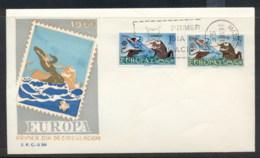 Spain 1966 Europa Bullfight FDC - FDC
