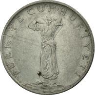 Monnaie, Turquie, 25 Kurus, 1969, TB+, Stainless Steel, KM:892.3 - Turquie