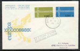 Ireland 1971 Europa Chain Through O FDC - FDC