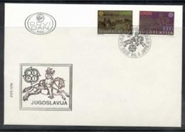 Yugoslavia 1979 Europa Communications FDC - FDC
