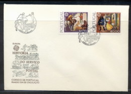 Portugal 1979 Europa Communications FDC - FDC