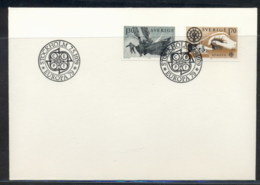 Sweden 1979 Europa Communications FDC - FDC