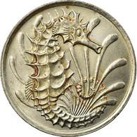 Monnaie, Singapour, 10 Cents, 1980, Singapore Mint, TB+, Copper-nickel, KM:3 - Singapour