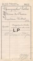 32-0542   PHONOGRAPHES PATHE A CHATOU - 1900 – 1949