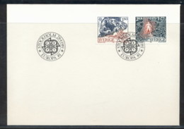 Sweden 1981 Europa Folklore FDC - FDC