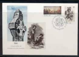 Ireland 1982 Europa History FDC - FDC
