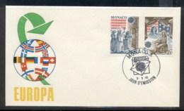 Monaco 1982 Europa History FDC - FDC