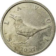 Monnaie, Croatie, Kuna, 2007, TB+, Copper-Nickel-Zinc, KM:9.1 - Croatia