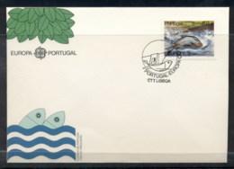Portugal 1986 Europa Environment FDC - FDC